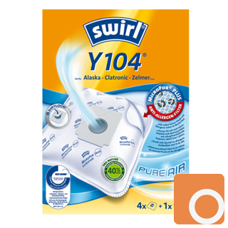 Swirl Y 104® Staubbeutel